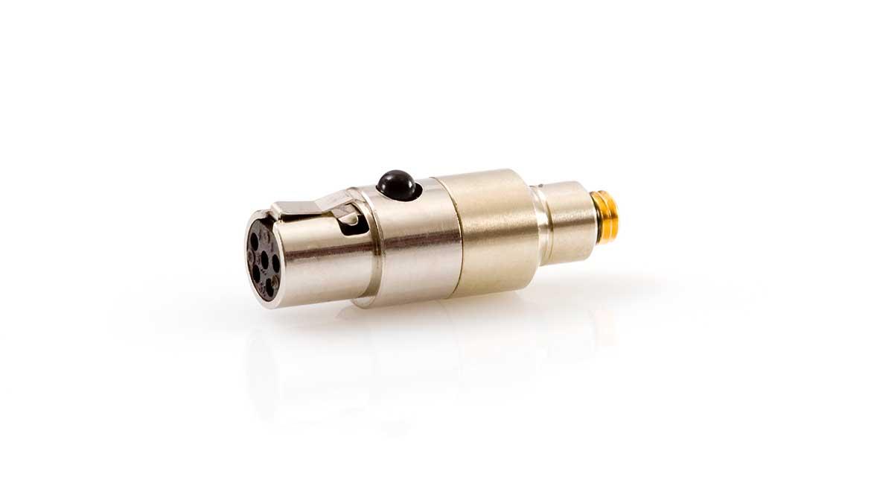 Adapter für Lectrosonics LM, SM, UM Serie (für Low DC Mikrofone) (DAD3056)