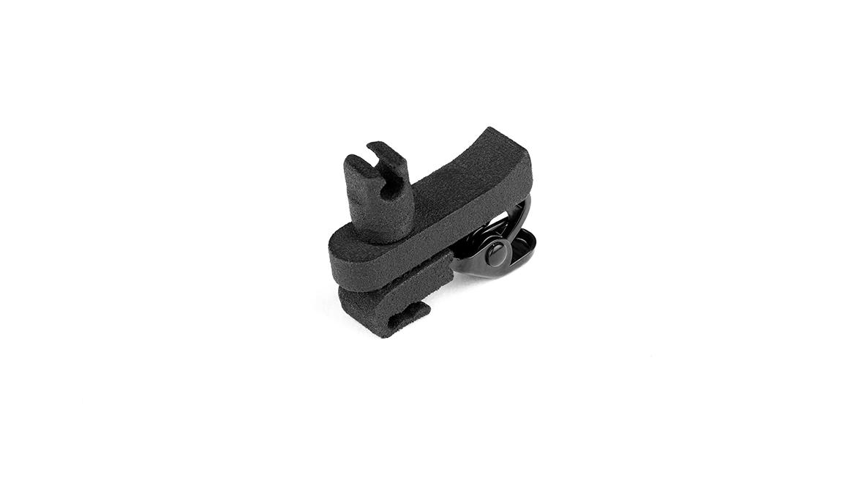 Clip für 6060 Lavaliermikrofon, 8 Ausrichtungen (SCM0030-B)
