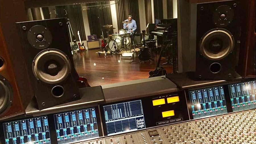 Aufnahmen mit DPA Mikros im Germano Studio