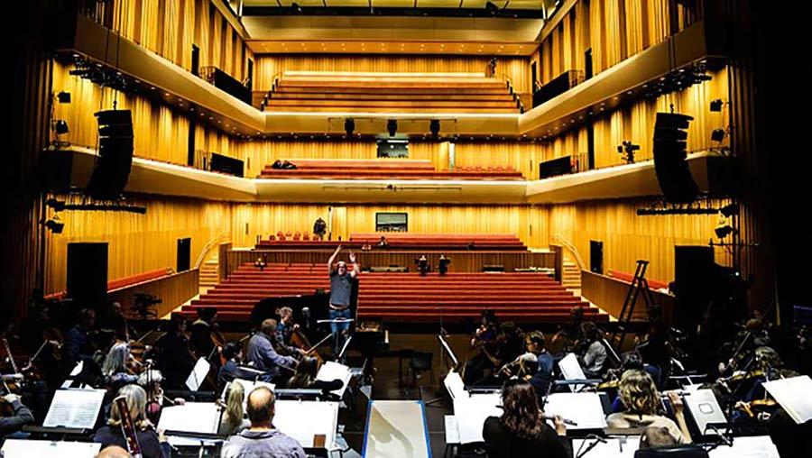 DPA Mikrofone für Aufnahmen in Konzerthallen